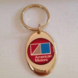 American Motors Keychain