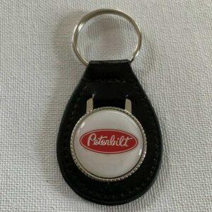 Peterbilt Keychain