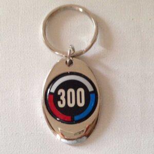 Chrysler 300 Keychain
