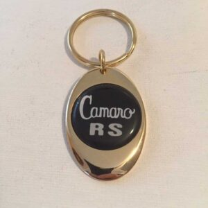 Chevrolet Camaro RS Keychain