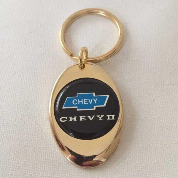 Chevy II Keychain