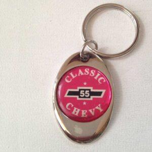 Chevrolet Classic 55 Chevy Keychain