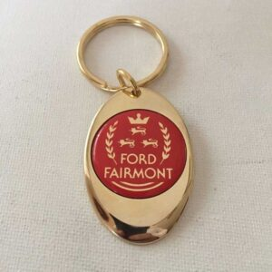 Ford Fairmont Keychain