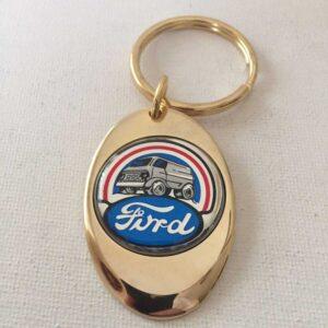 Ford Van Keychain