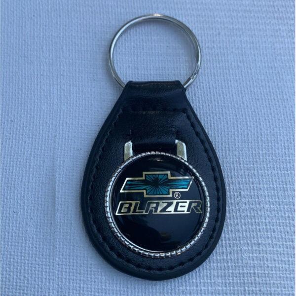 Chevrolet Blazer Keychain