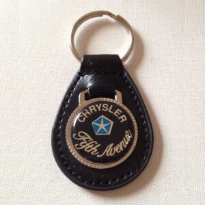 Chrysler Fifth Avenue Keychain