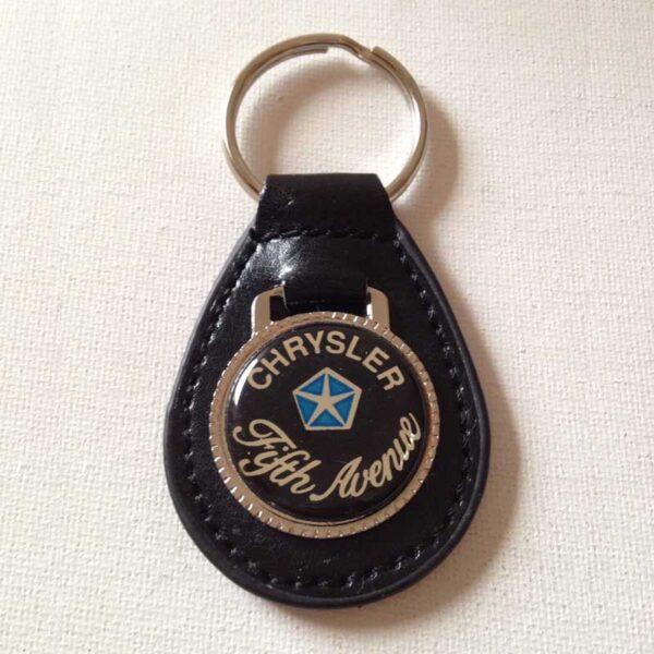 Chrysler Fifth Avenue Keychain