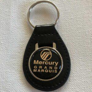 Mercury Grand Marquis Keychain