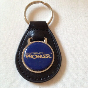 Plymouth Prowler Keychain