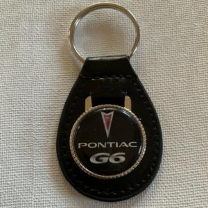 Pontiac G6 Keychain