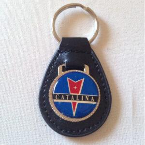 Pontiac Catalina Keychain