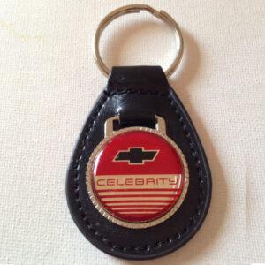 Chevrolet Celebrity Keychain