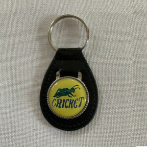 Plymouth Cricket Keychain