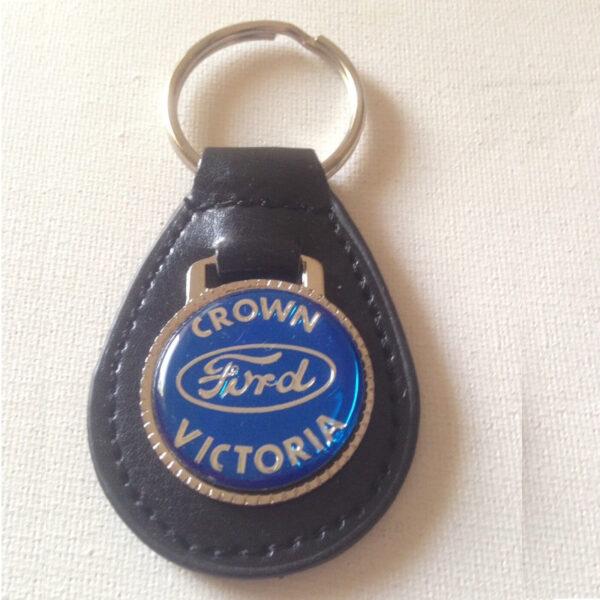 Ford Crown Victoria Keychain