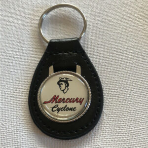 Mercury Cyclone Keychain