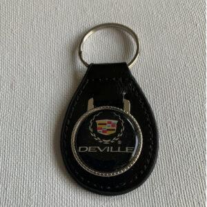 Cadillac Deville Keychain