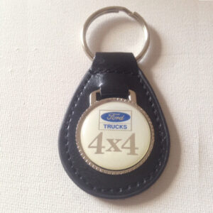 Ford Trucks 4x4 Keychain