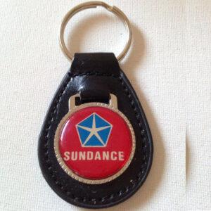 Plymouth Sundance Keychain