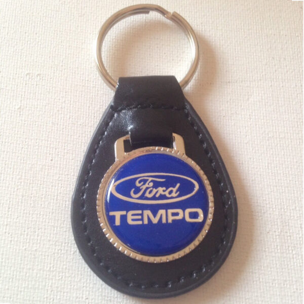 Ford Tempo Keychain