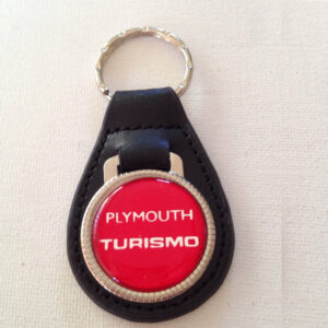 Plymouth Turismo Keychain