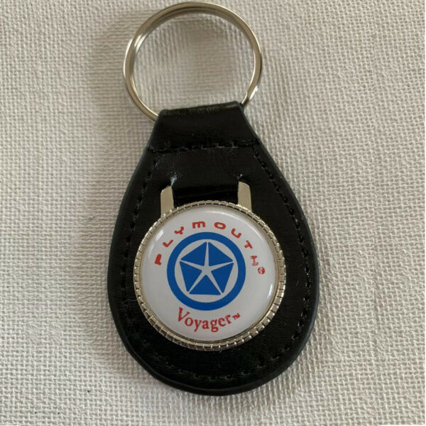 Plymouth Voyager Keychain