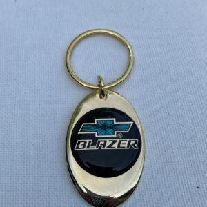 Blazer Keychain