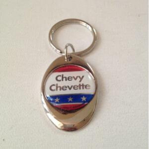 Chevy Chevette Keychain