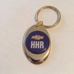 Chevrolet HHR Solid Brass Keychain