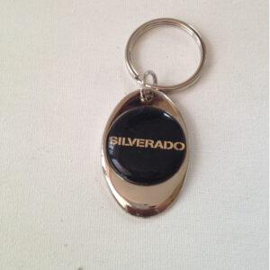 Chevrolet Silverado Keychain