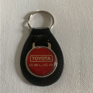 Toyota Celica Keychain