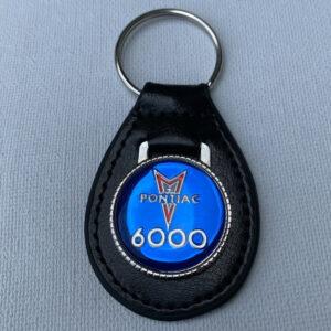 Pontiac 6000 Keychain