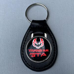 Pontiac Trans Am GTA Keychain